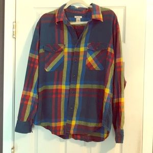 Arizona colorful flannel